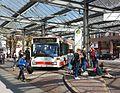 MB Gelenkbus mit Heinerfest Zielanzeiger 10.9.15.jpg