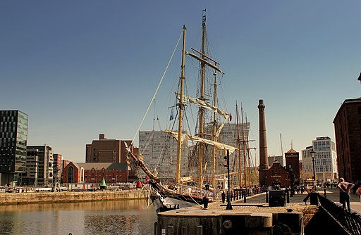 MERSEYSIDE MARITIME MUSEUM ALBERT DOCK LIVERPOOL MAY 2013 (8720155854)