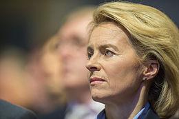 00236475134 Ursula von der Leyen durante a Conferência de Segurança de Munique, Janeiro  2014