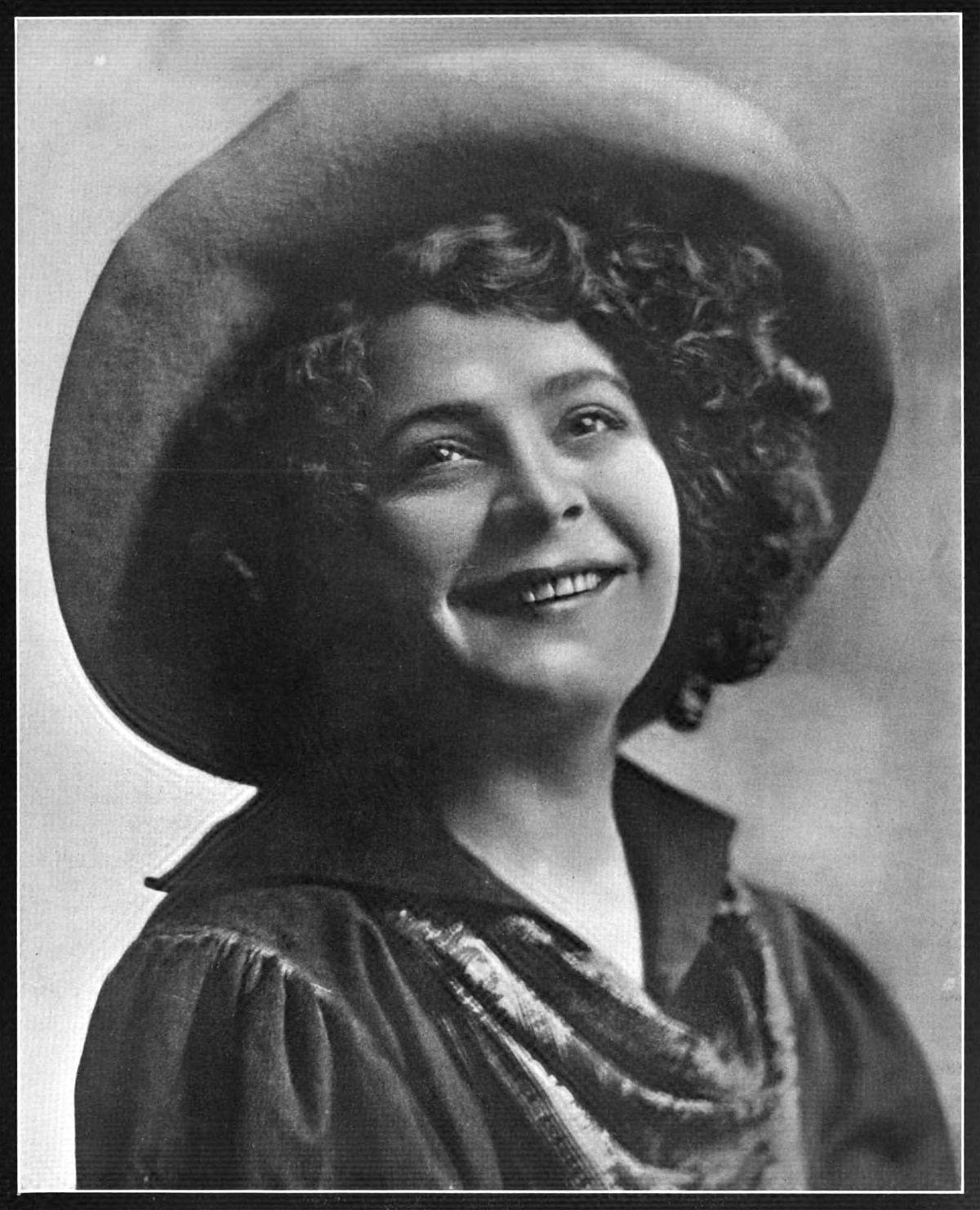 Mabel Barrison