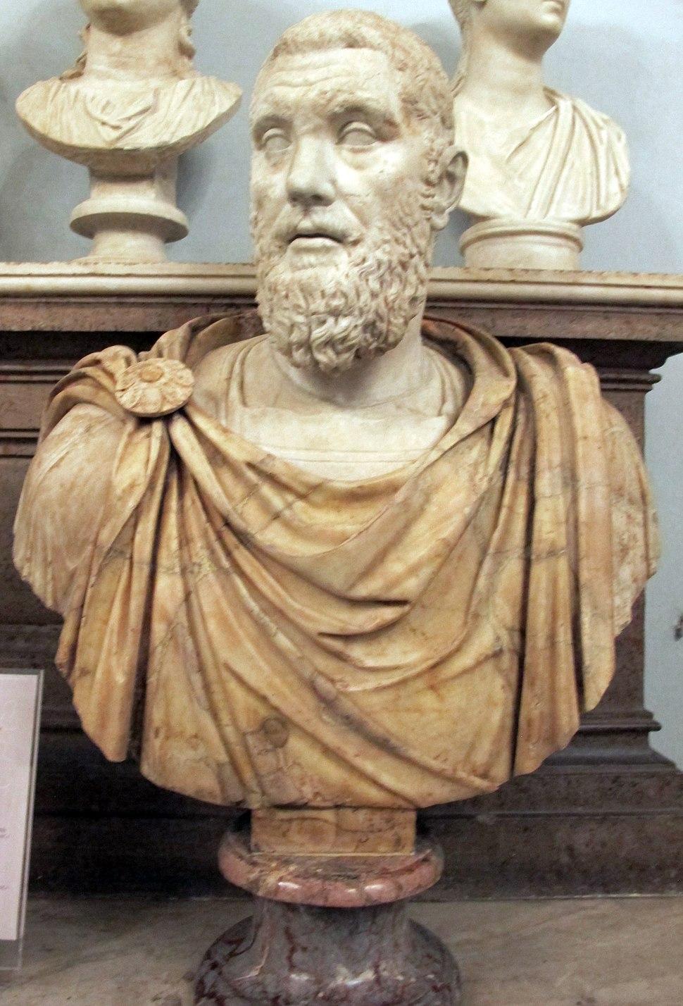 Macrino, 217-218 ca, collez. albani