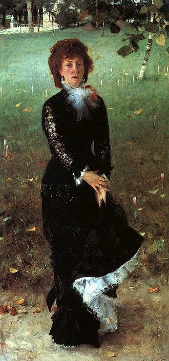Édouard Pailleron - Madame Edouard Pailleron, John Singer Sargent, 1879