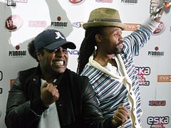 Madcon Eska Music Awards 2011 by Piotr Drabik.jpg