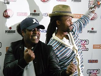 Madcon - Madcon at Eska Music Awards 2011