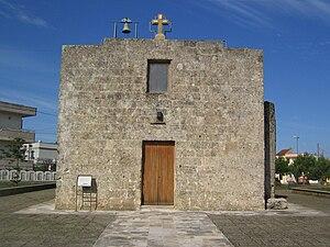 Acquarica del Capo - Church of Madonna dei Panetti.
