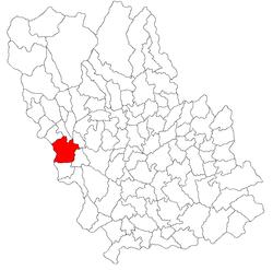 Vị trí của Magureni