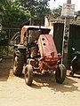 Mahindra tractor at Pithapuram.jpg