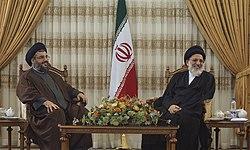 Mahmoud Hashemi Shahroudi and Hassan Nasrallah.jpg
