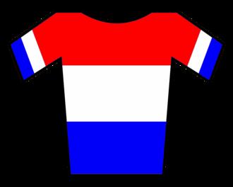 Jan Raas - Image: Maillot Holanda