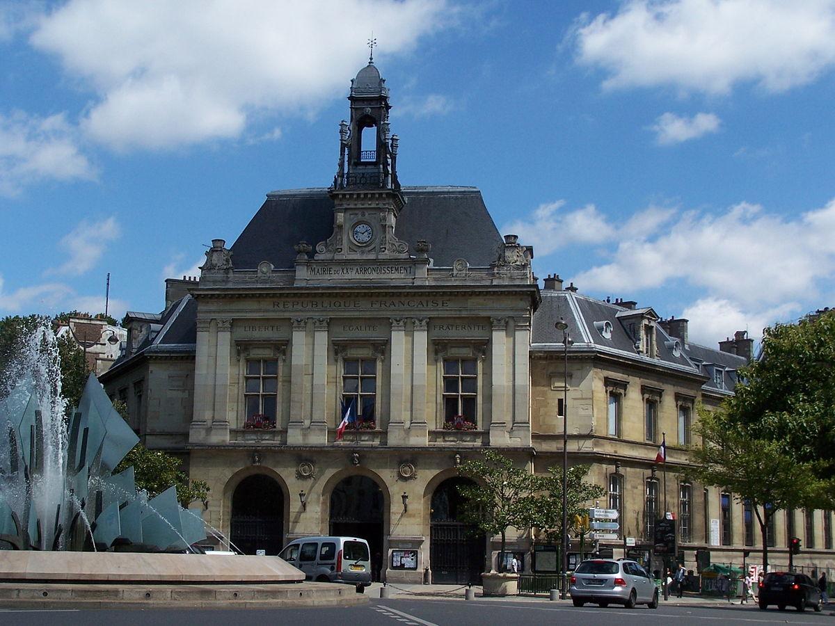 Mairie De Paris Patinoire Hotel De Ville