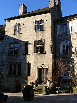 Maison espagnole luxeuil wikip dia - Maison modulaire espagnole ...