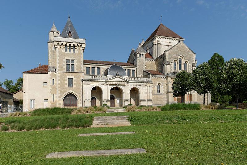 File maison natale de saint bernard fontaine l s dijon 05 for Maison fontaine les dijon