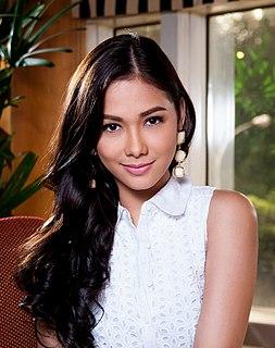 Maja Salvador Filipino actress
