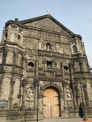 Malate Church - Image: Malate Manilajf 9508 13