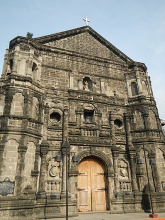 Malate Church - Image: Malate Manilajf 9508 13