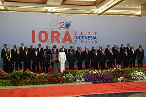 Indian-Ocean Rim Association - Leaders at the 2017 IORA Summit