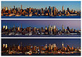 Manhattan, Midtown West, Hamilton Park, Day into Night (22729776785).jpg