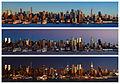Manhattan, Midtown West, Hamilton Park, Day into Night (22729776785).jpg