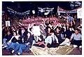 Manifestação contra a redução de comissários a bordo, 1999.jpg