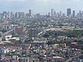 Manila skyline, Pandacan-Santa area, PUP (from Mezza 2) (Manila)(2018-05-12).jpg