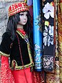 Mannequin in Traditional Dress - Sheki - Azerbaijan (18079382919).jpg