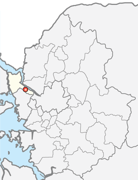 Location of Gimpo