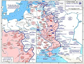 Battle Of Moscow Wikipedia