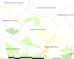 Map commune FR insee code 14426.png