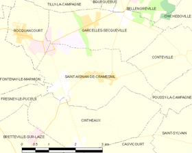 Map commune FR insee code 14554.png
