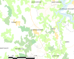 Map commune FR insee code 15224.png