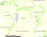 Map commune FR insee code 24569.png