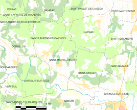 Map commune FR insee code 30287.png