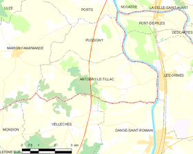 Map commune FR insee code 37005.png