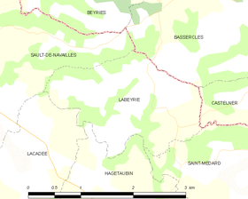 Map commune FR insee code 64295.png