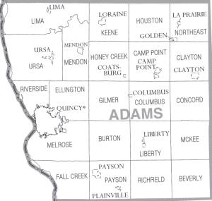 Adams County, Illinois - Adams County, Illinois.