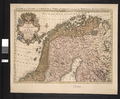 Map of the Northern Realms Including the Kingdoms of Denmark, Sweden, Norway WDL1206.png
