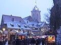 Marché de Noël, place des Martyrs-de-la-Résistance (Colmar).jpg