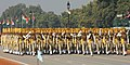 Marching contingent of Central Industrial Security Force won award for the best marching contingent among Para-Military Forces and other Auxiliary marching contingents in Republic Day Parade - 2013.jpg