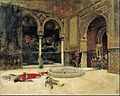 Marià Fortuny - The Slaying of the Abencerrajes - Google Art Project.jpg