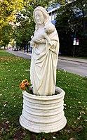 Maria Quell des Lebens Brunnen München.jpg