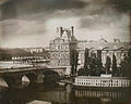 Marie-Charles-Isidore Choiselat, The Pavillon de Flore and the Tuileries Gardens, 1849.jpg