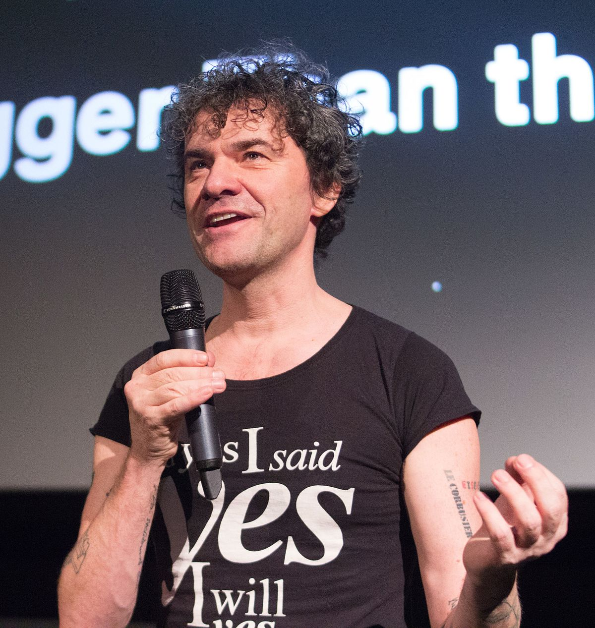 Mark Cousins Film Critic Wikipedia