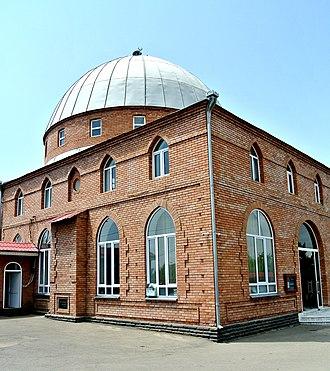 Marneuli - Image: Marneuli Imam Ali Mosque