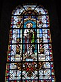 Maroilles (Nord, Fr) église vitrail 12 apôtres 01.jpg