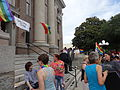 Marriage Equality Celebration, Lowndes County Courthouse 04.JPG