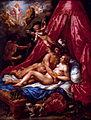 Mars and Venus surprised by Apollo - Hendrik de Clerck (1615).jpg