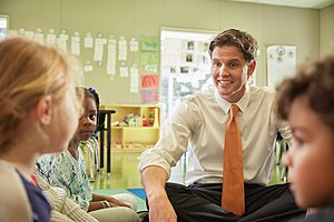 Marshall Tuck - Marshall Tuck is a candidate for State Superintendent.