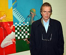 Martin Amis in León Spain in 2007 (cropped 2).jpg
