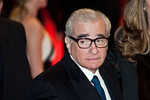 Martin Scorsese - the cool, friendly, talented, clever, intelligent,  director  with Italian roots in 2018