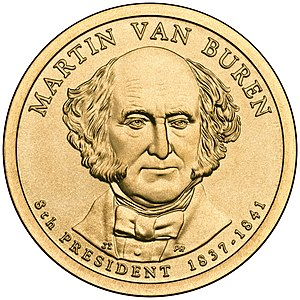 English: Presidential $1 Coin Program coin for...